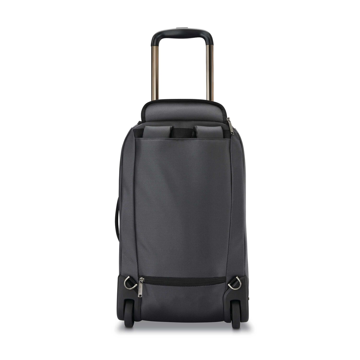 d0594fd61 Play; Samsonite Encompass Convertible Wheeled Backpack in the color  Anthracite Grey.
