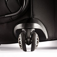 "Samsonite Silhouette XV 21"" Spinner in the color Black."