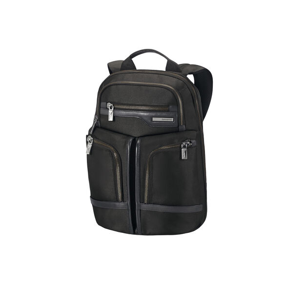 Samsonite GT Supreme Laptop Backpack 14.1 in the color Black/Black.