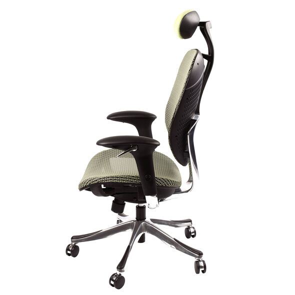 Samsonite Zurich Mesh Office Chair in the color Green.
