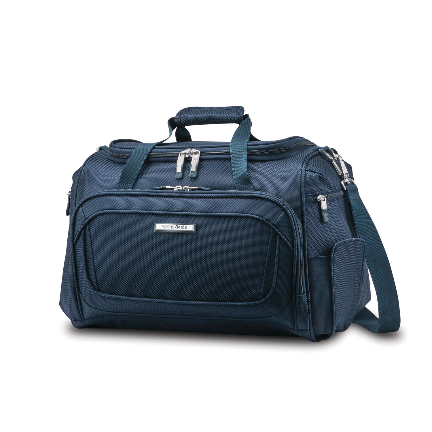 Samsonite Silhouette 16 Travel Tote in the color Evening Teal.
