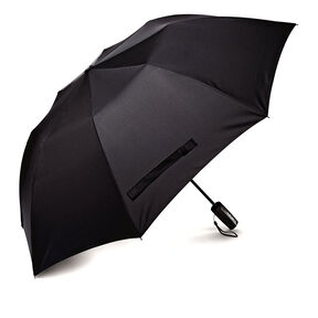 Samsonite Samsonite Auto Open Umbrella in the color Black.
