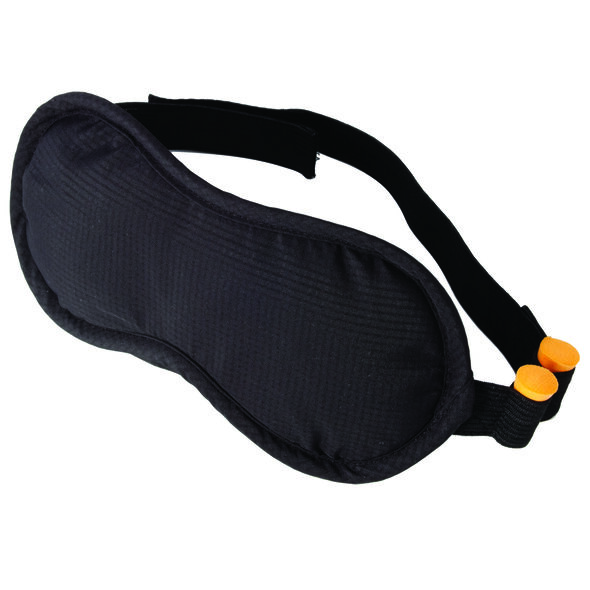 Samsonite Eye Mask with Ear Plugs in the color Black.