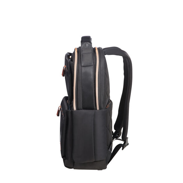 "Samsonite Openroad Lady Laptop Backpack 14.1"" in the color Black."