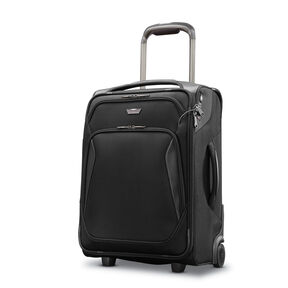 "Samsonite Armage 21"" Expandable Upright in the color Black."