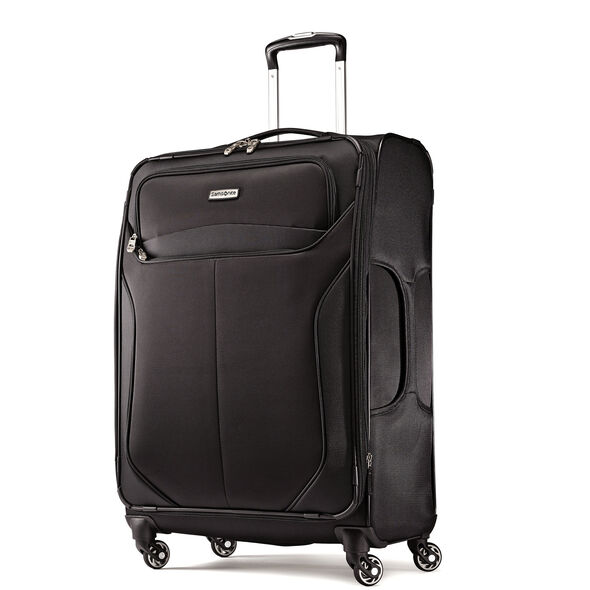 "Samsonite Lift 2 25"" Spinner in the color Black."