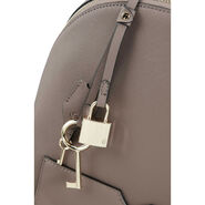 Samsonite Miss Journey Backpack in the color Army Grey.