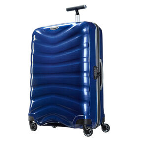 "Samsonite Firelite 30"" Spinner in the color Deep Blue."