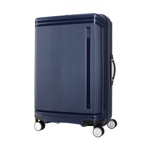 "Samsonite Hartlan 28"" Spinner in the color Navy."