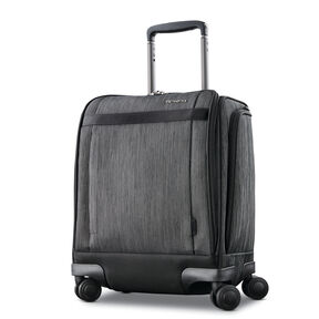 Samsonite SXK Spinner Underseater in the color Black/Silver.