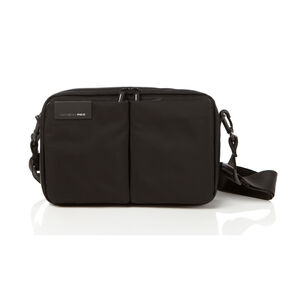Samsonite Red Turris Sling Bag in the color Black.