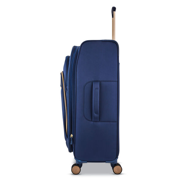"Samsonite Mobile Solution 25"" Expandable Spinner in the color Navy Blue."
