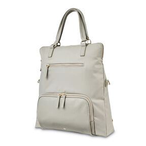 Samsonite Encompass Womens Convertible Tote Backpack in the color Stone.
