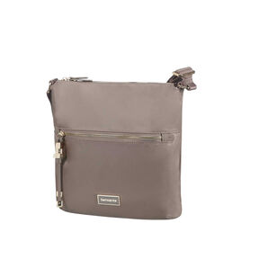 Samsonite Karissa Crossover M in the color Army Grey.