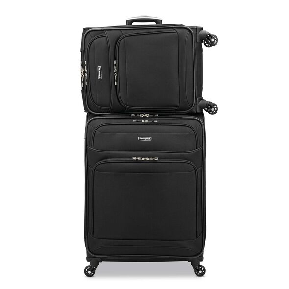 Samsonite StackIt™ Plus 2PC Set in the color Black.