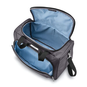 SoLyte DLX Travel Duffel in the color Mineral Grey.