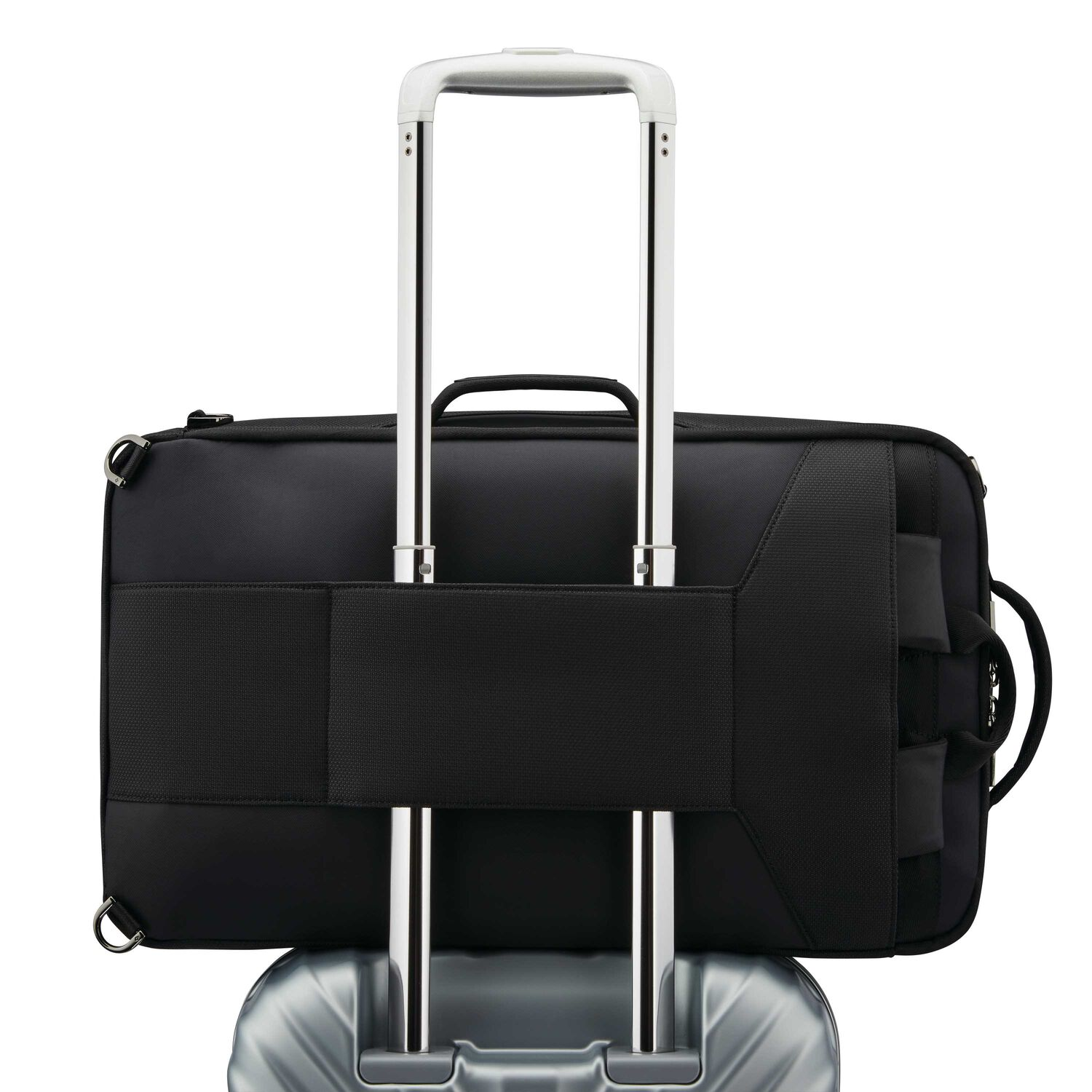 c92f63dcb Samsonite Encompass Convertible Overnight Backpack in the color Black.