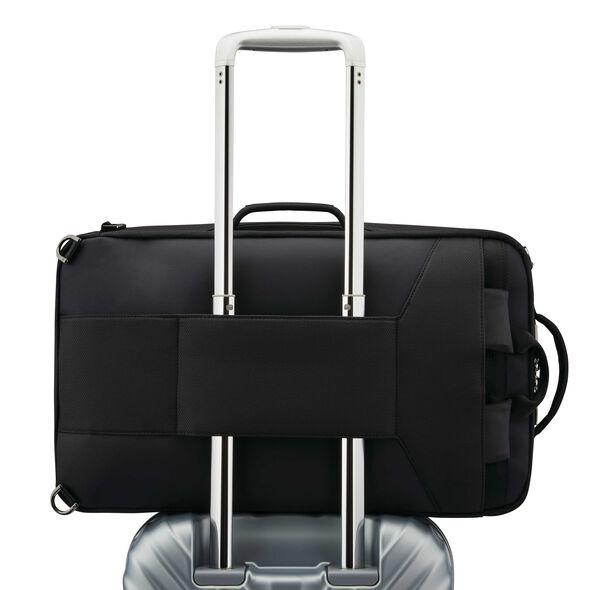 Samsonite Encompass Convertible Overnight Backpack in the color Black.