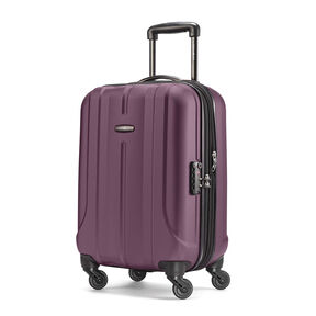 "Samsonite Fiero 20"" Spinner in the color Fancy Purple."