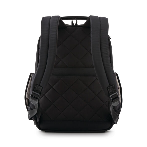 "Samsonite Openroad Chic Laptop Backpack 14.1"" in the color Black."