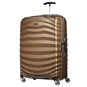 "Samsonite Black Label Lite-Shock 28"" Spinner in the color Sand."