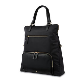 Samsonite Encompass Womens Convertible Tote Backpack in the color Black.