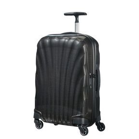 "Samsonite Black Label Cosmolite 3.0 20"" Spinner in the color Black."