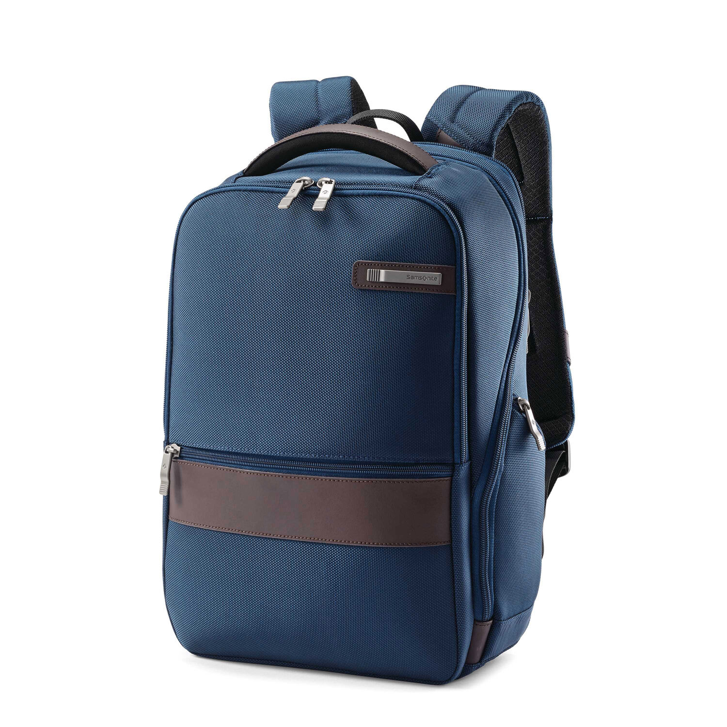 Samsonite Kombi Small Backpack In The Color Legion Blue