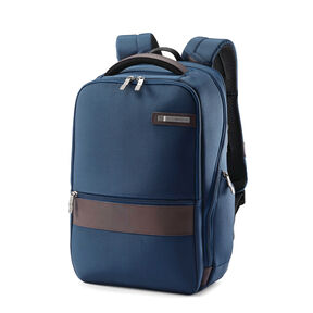 Samsonite Kombi Small Backpack in the color Legion Blue.