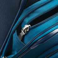 """Samsonite Eco-Nu 19"""" Expandable Spinner in the color Pacific Blue/Navy."""