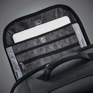 Samsonite Encompass Convertible Wheeled Backpack in the color Anthracite Grey.