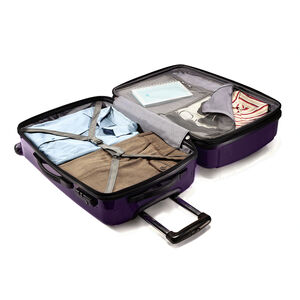 Winfield 2 Fashion 3 Piece Spinner Set in the color Purple.