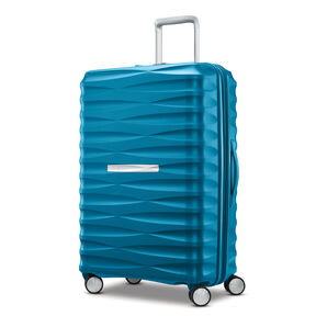 "Samsonite Voltage DLX 25"" Spinner in the color Teal."