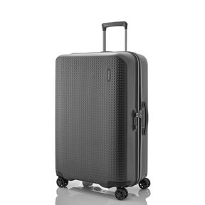 "Samsonite Pixelon 28"" Spinner in the color Matte Black."