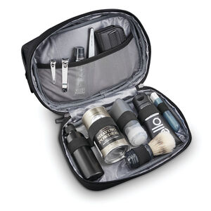 SXK Toiletry Kit in the color Black/Silver.