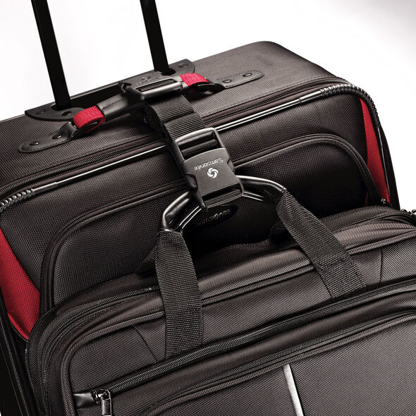 Samsonite Add a Bag Strap in the color Black.