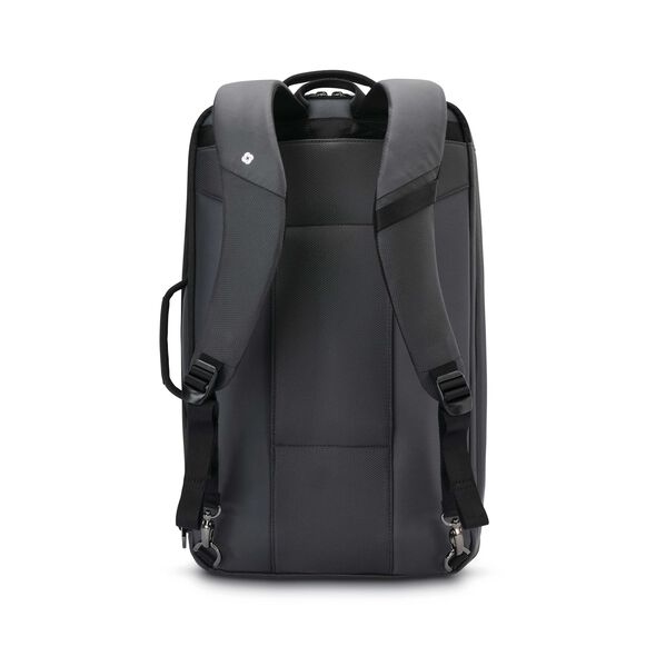 Samsonite Encompass Convertible Overnight Backpack in the color Anthracite Grey.