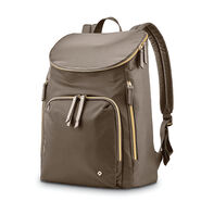 Samsonite Mobile Solution Deluxe Backpack in the color Caper Green.