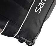 "Samsonite Andante 22"" Wheeled Duffle in the color Black/Grey."