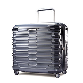 Samsonite Stryde Glider Medium Journey in the color Blue Slate.