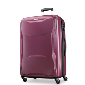 "Samsonite Pivot 29"" Spinner in the color Merlot."