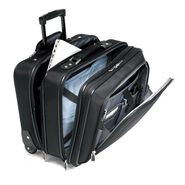 Samsonite Business One Mobile Office in the color Black.
