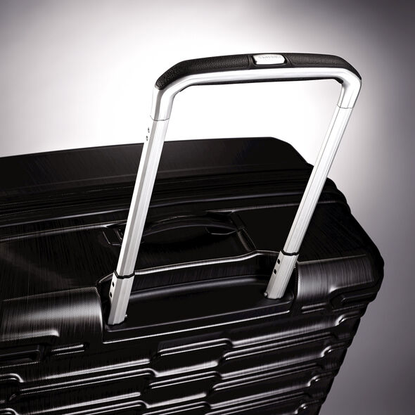 Samsonite Stryde Glider Long Journey in the color Charcoal.