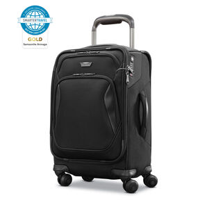 "Samsonite Armage 19"" Spinner in the color Black."