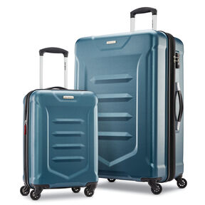 Samsonite Valor 2.0 2 Piece Set in the color Teal.