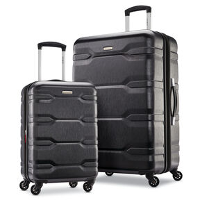 Samsonite Coppia DLX 2 Piece Set (SP CO/28) in the color Charcoal.