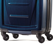 """Samsonite Winfield 2 Fashion 24"""" Spinner in the color Deep Blue."""