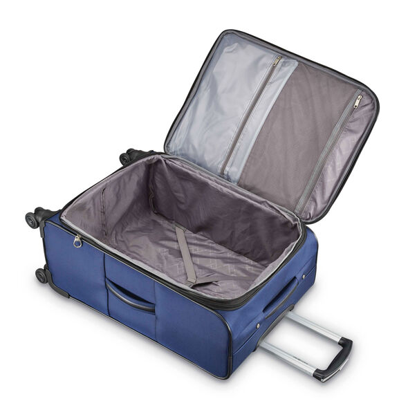 "Samsonite Tenacity 3PC Set (BP/21""/25"") in the color Poseidon Blue."