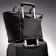 Samsonite Lyssa Tote in the color Black.