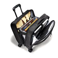 Samsonite Xenon 2 Spinner Mobile Office in the color Black.